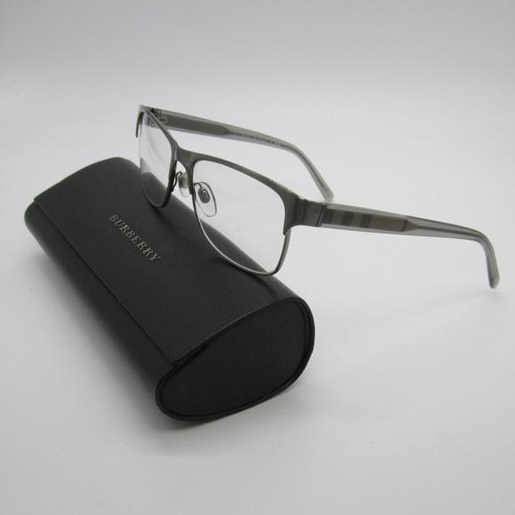 a7641e94c5e0 Burberry B1289 Men s Eyeglasses  Italy  ELL436